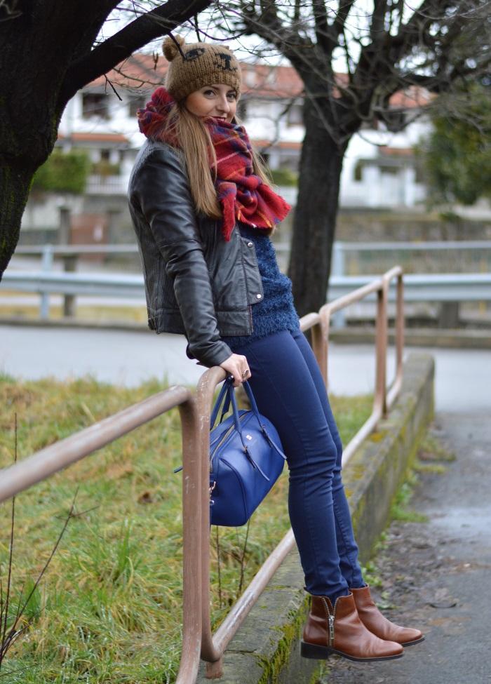 beanie orsacchiotto, Benetton, Tally Weijl, Conbipel, Zara, wildflower girl, fashion blog (18)