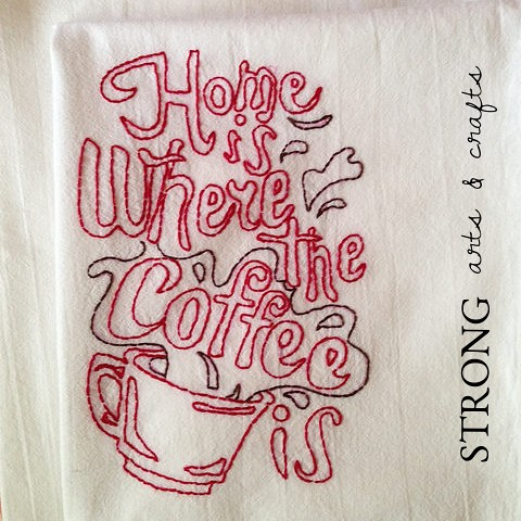 SA&C Home is Where the Coffee Is