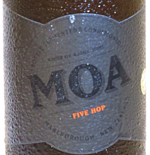 Moa Five Hop Ale