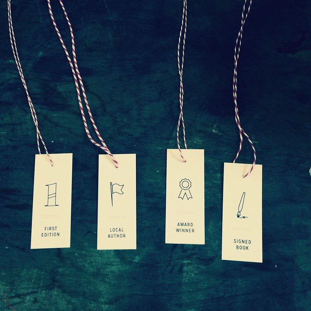 book tags