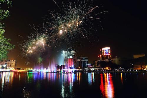 longexposure night reflections landscape nightscape fireworks taiwan olympus kaohsiung 高雄 lanternfestival 煙火 loveriver 花火 愛河 元宵節 em1 台灣燈會 yuanxiaofestival 1240mmf28