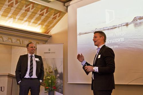 Eiendom Norge-konferansen 2015.