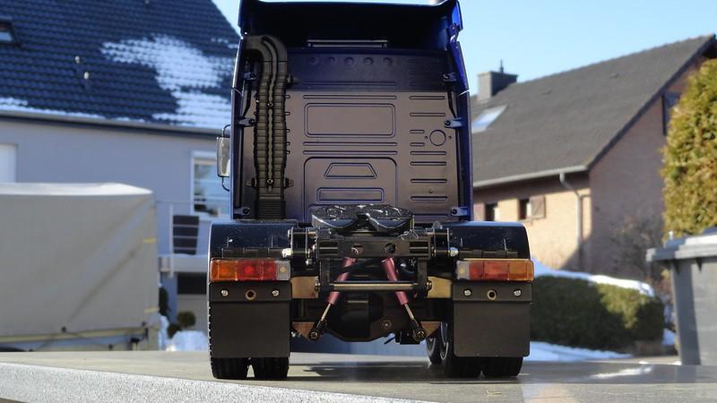 Otra sueca en Luxemburgo: esta vez un Volvo FH12 16463080902_d8033d630f_c
