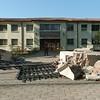 27.02.2010 Fachada del Regimiento Chacabuco con su muro periférico destruido a causa del terremoto del #27F. +info :point_right: link en la bio :bust_in_silhouette:
