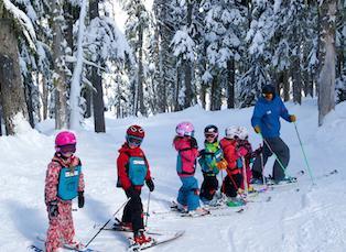 Snow School (Toshi Kawano/Whistler Backcomb, BC)