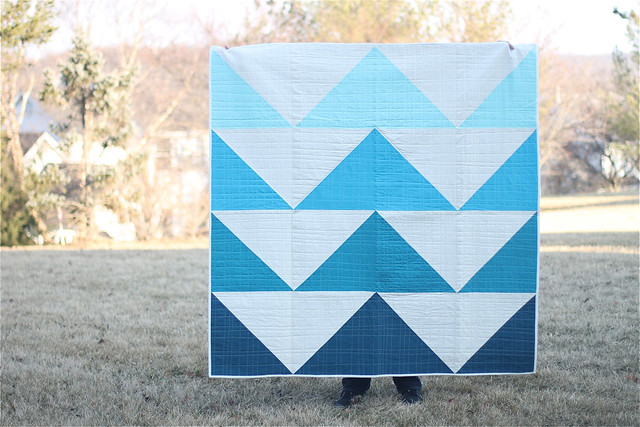 Big Geese Quilt {Tutorial} : flying geese quilt tutorial - Adamdwight.com