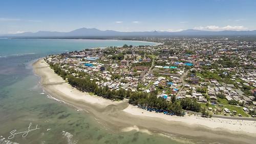 beach sumatra longbeach phantom pantai dji gopro