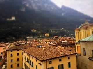 Riva Del Garda Tiltshift, Italy, 2014