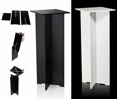 Quick Set Folding Pedestal_large