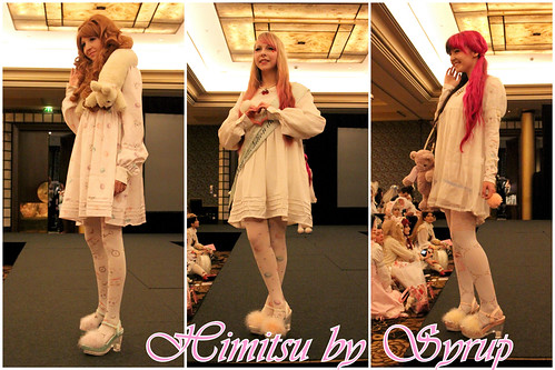 Fashion Show - Himitsu by Syrup