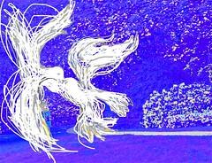 Aquarelle Skizzen Kritzelein