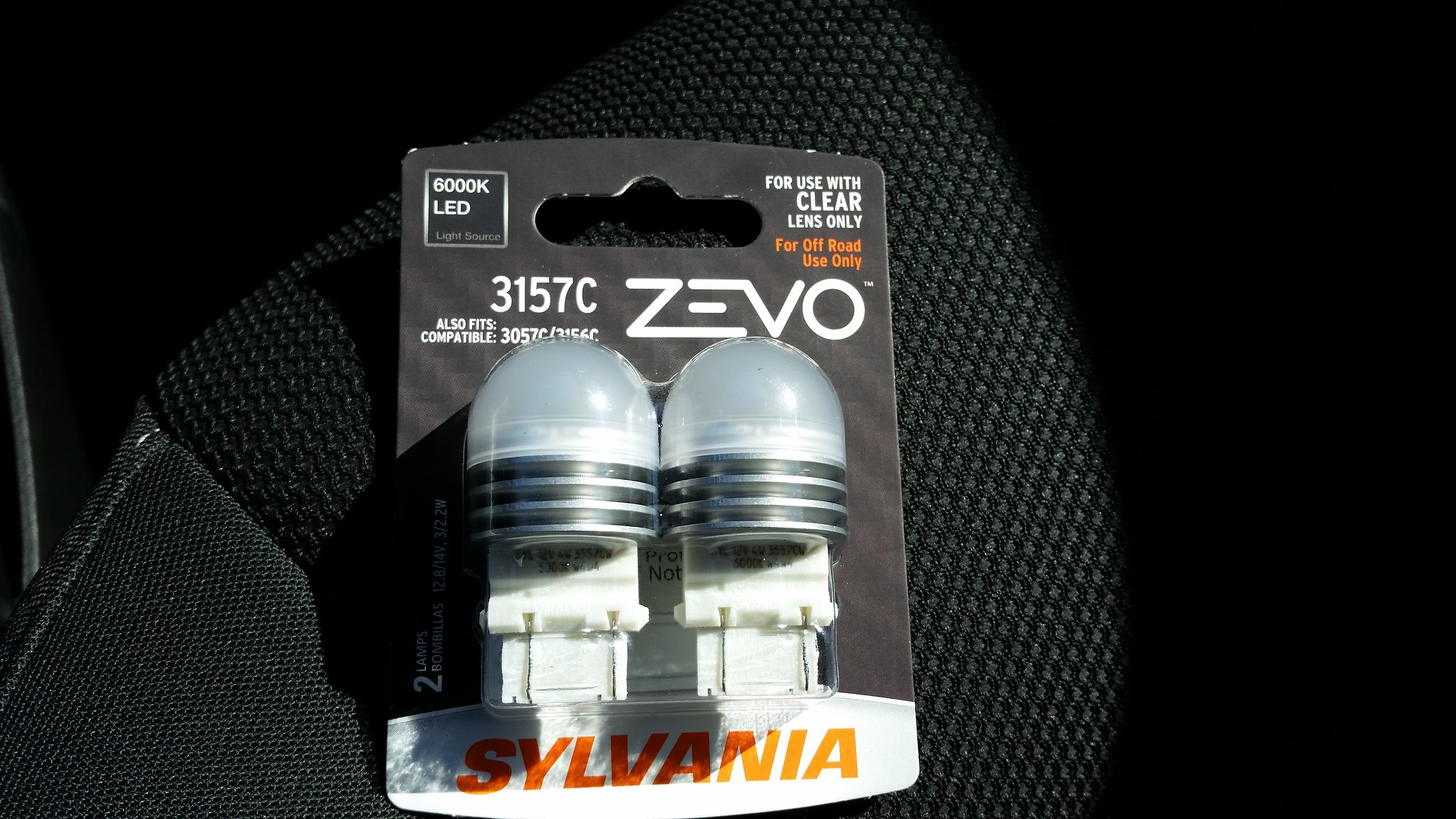 review sylvania zevo led bulbs hidplanet the official. Black Bedroom Furniture Sets. Home Design Ideas