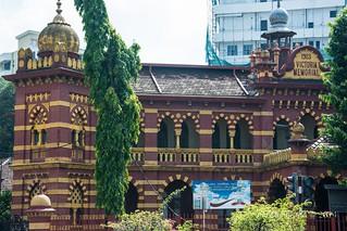 Sri Lanka. Colombo. Eye Hospital.