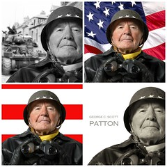 Four Shades of Patton