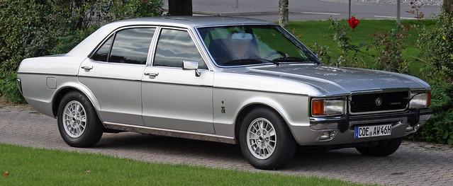 Ford Granada 2,6 Ghia, MK I, Mod. 1975