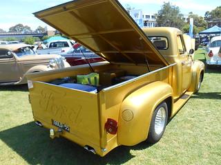 1955 Ford F100 Stepside