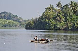 Hikkaduwa lake