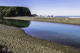 San Carpoforo Creek California-Central-Coast 2015-02-27