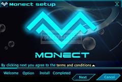 Cài đặt Monect