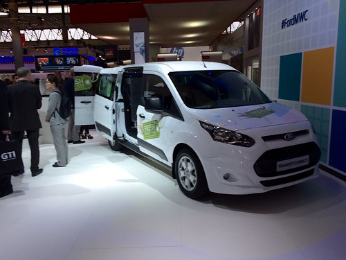#MWC15 Ford