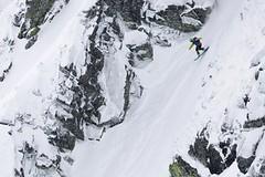 Na CGC Jasná Adrenalín závodili jen snowboardisté