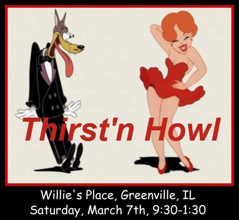 Thirst'n Howl 3-7-15