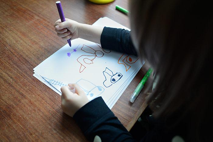 3-Year-Old Artist