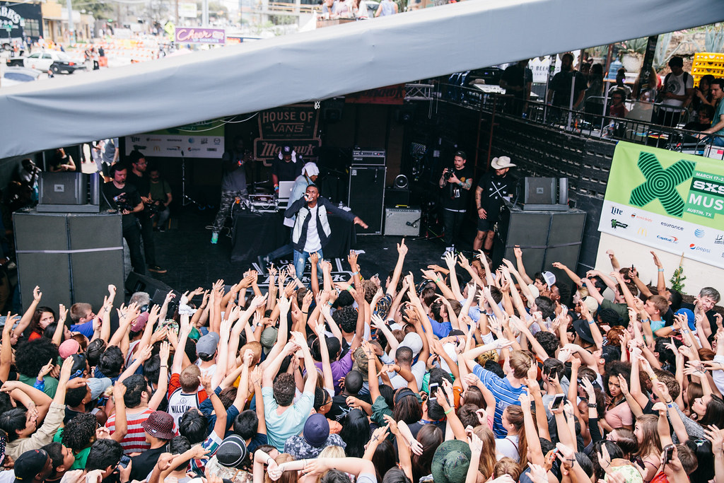 Vince Staples at the Mohawk | SXSW | 3.19.2015