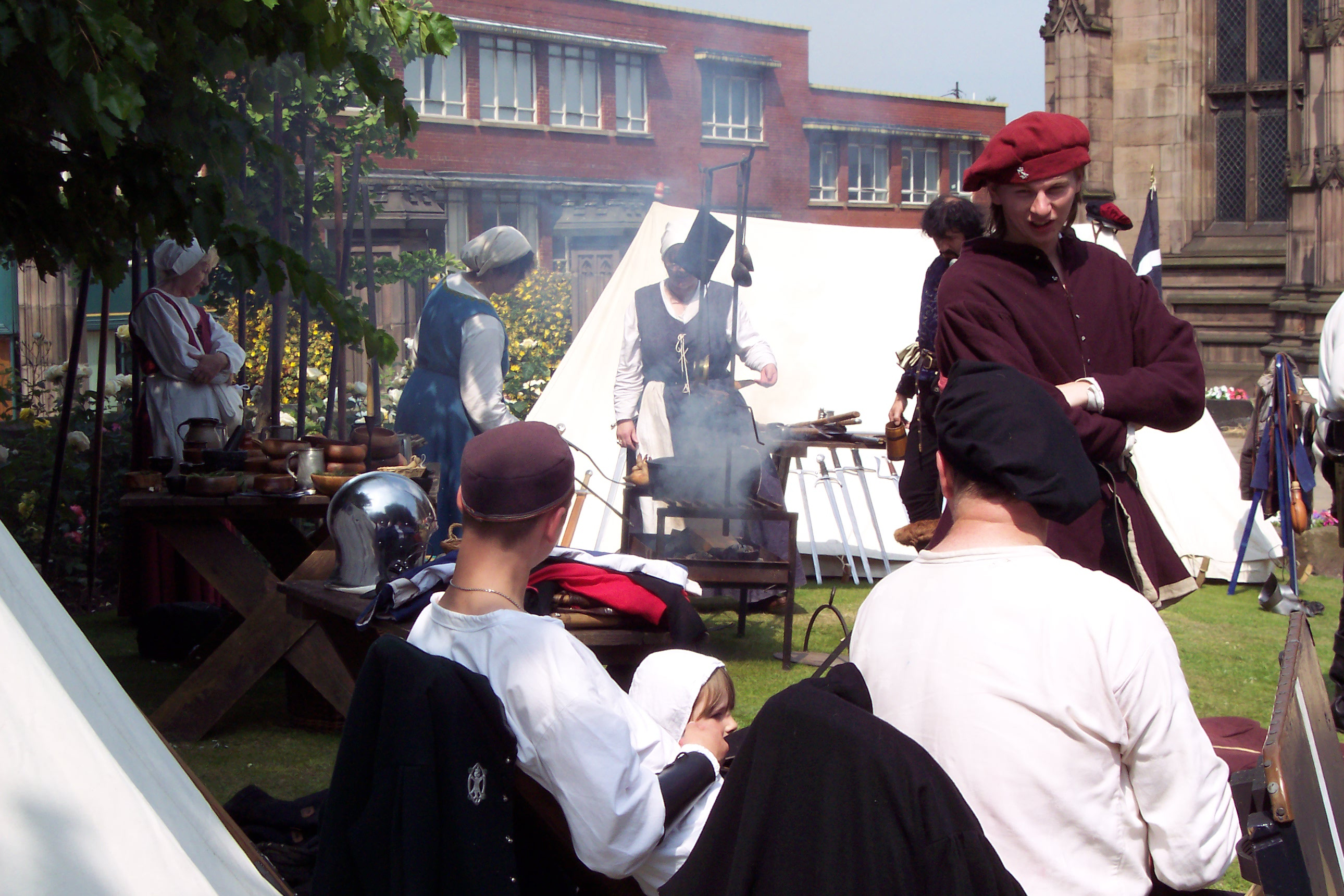 43. Take part in a historic re-enactment
