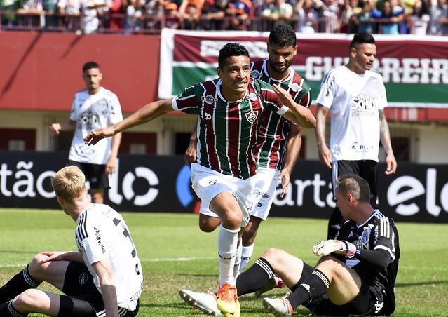 Fluminense FC 31.07.2016