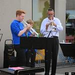 25. Juni - Sommerkonzert mit Musikschülern, Ensemble, Jugendspiel und Musikverein