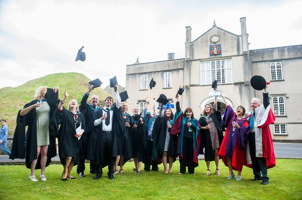 Graduation 2016 Uwtsd Lampeter University Of Wales Trinity Saint