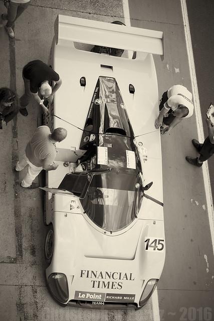 le Mans Classic ~ 2016