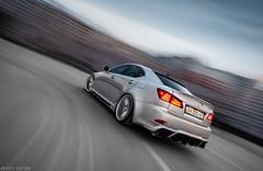 Lexus IS rigshot