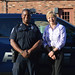 State Rep. Tami Zawistowski got a first-hand look recently at what it's like to serve in law enforcement. Zawistowski, who serves as state representative for this town and two others, requested and participated in a ride-a-long with Suffield Police to better understand what officers see on a daily basis. Zawistowski sat alongside Officer Terry Antrum for two hours Tuesday evening.