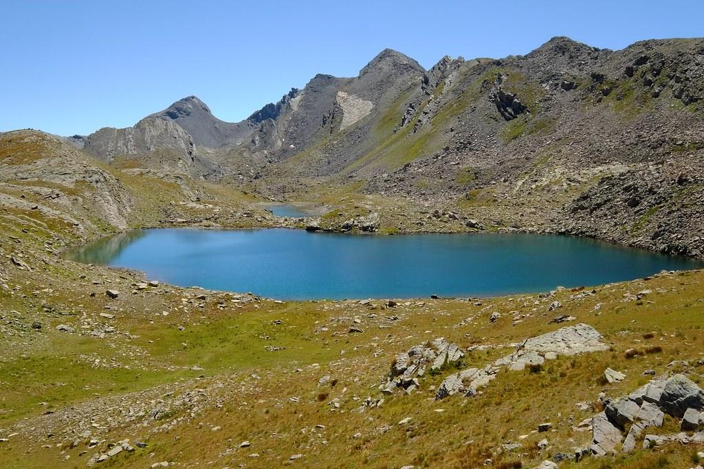 Escursione ai Lacs des Hommes, 2640 m – Vallon du Lauzanier – Val de l'Ubaye