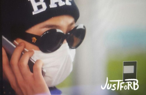G-Dragon Arrival Seoul from Paris 2015-07-09 022