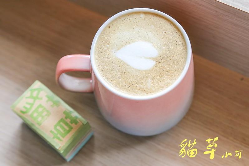 咖啡館︱喝咖啡,貓草手作甜點 @陳小可的吃喝玩樂