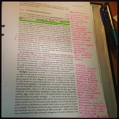#Studying #handwriting #handwritten #pink