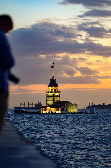 Maiden Tower , Istanbul
