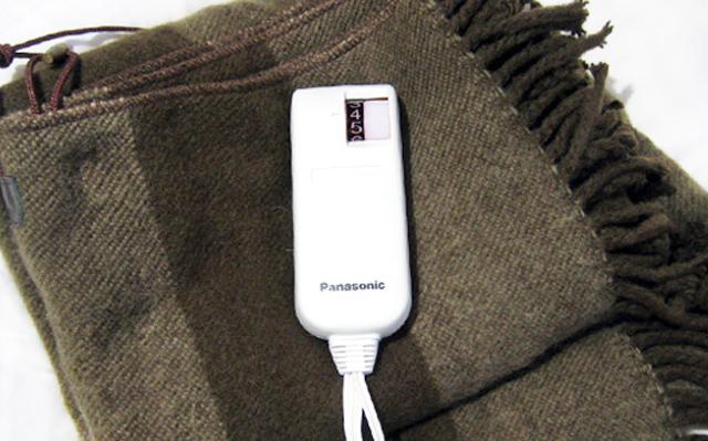 Panasonic パナソニック 電気ひざかけ くるけっと DC-H3