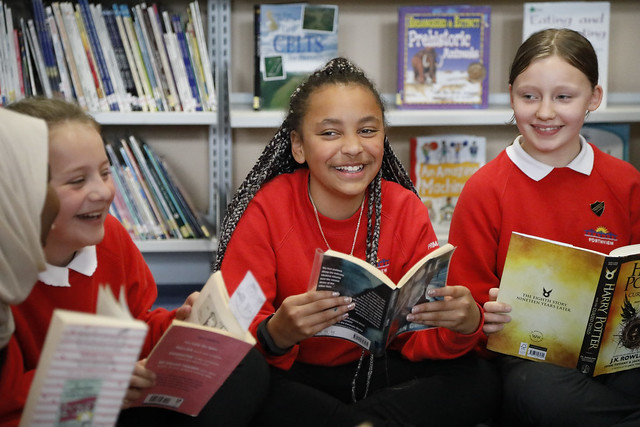 First Minister's Reading Challenge