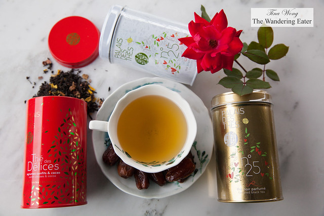 Palais des Thes No. 25 Holiday Edition Tea Blends