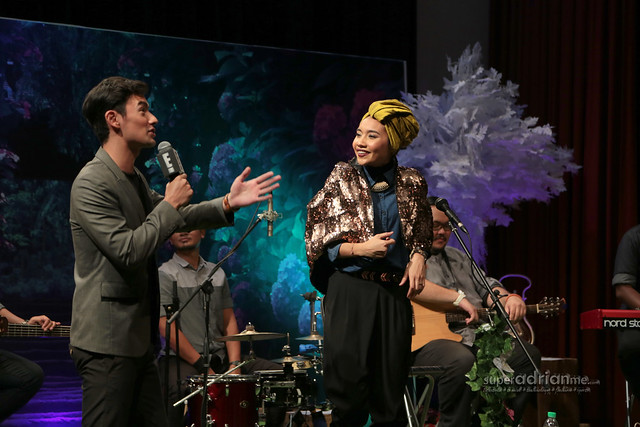 Entertainment - Yuna - E! News Asia Special Showcase