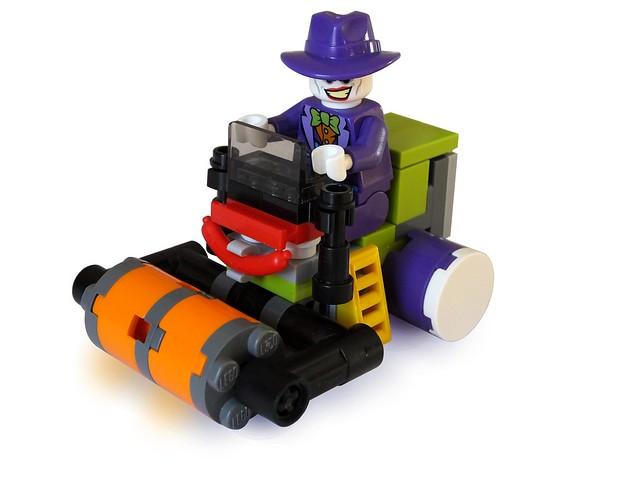 Chibi Joker's Steamroller