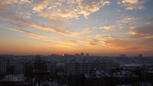 sunset belgrade beograd bracejerkovic
