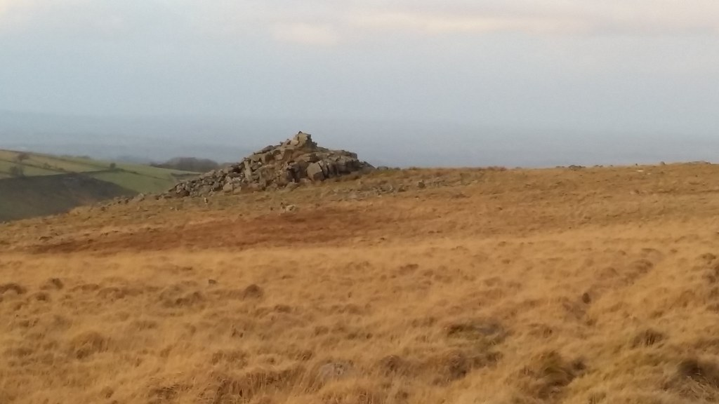 Winter Tor #dartmoor #sh