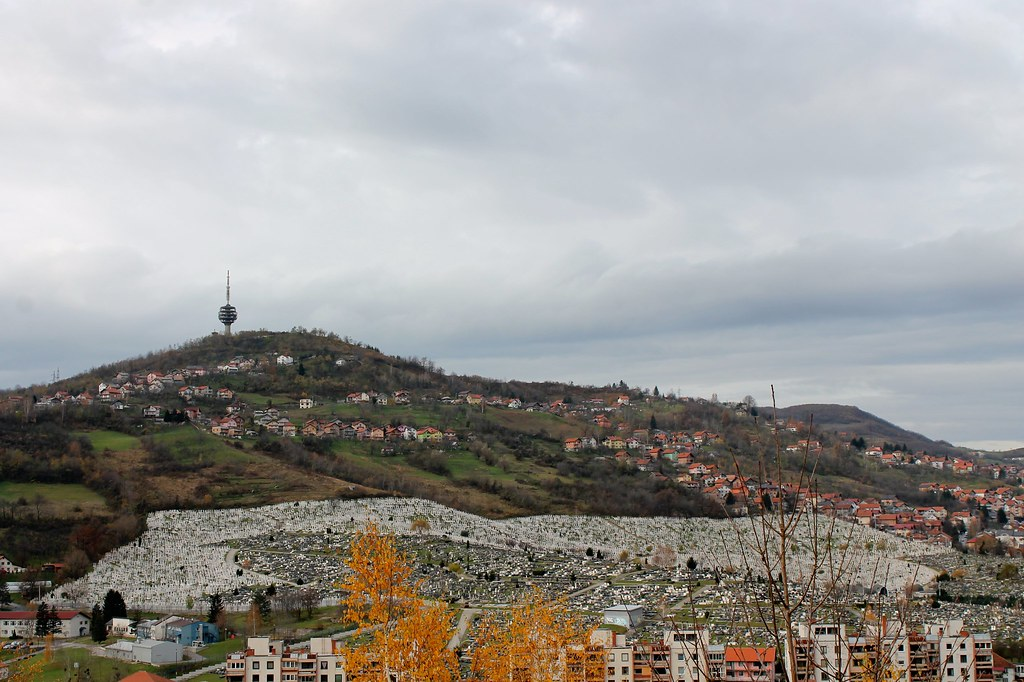 television tower sarajevo