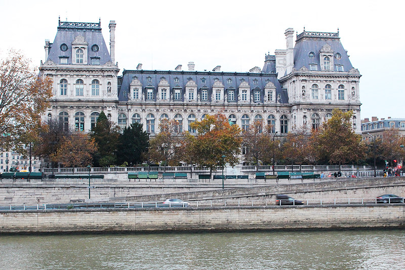 Hotel de ville Paris France2