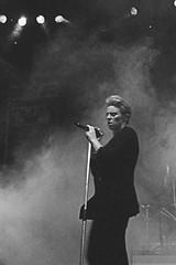 La Roux - Meca Festival